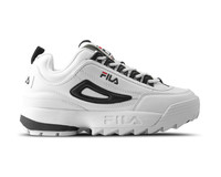 Fila Disruptor CB Low WMNS  White Black 1010604 00E