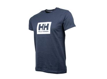 Helly Hansen Tokyo T Shirt Graphite Blue 53285 994