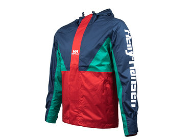Helly Hansen Urban Windbreaker Red 29844 162