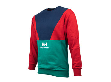 Helly Hansen Urban Retro Sweatshirt Pepper Green 29849 471