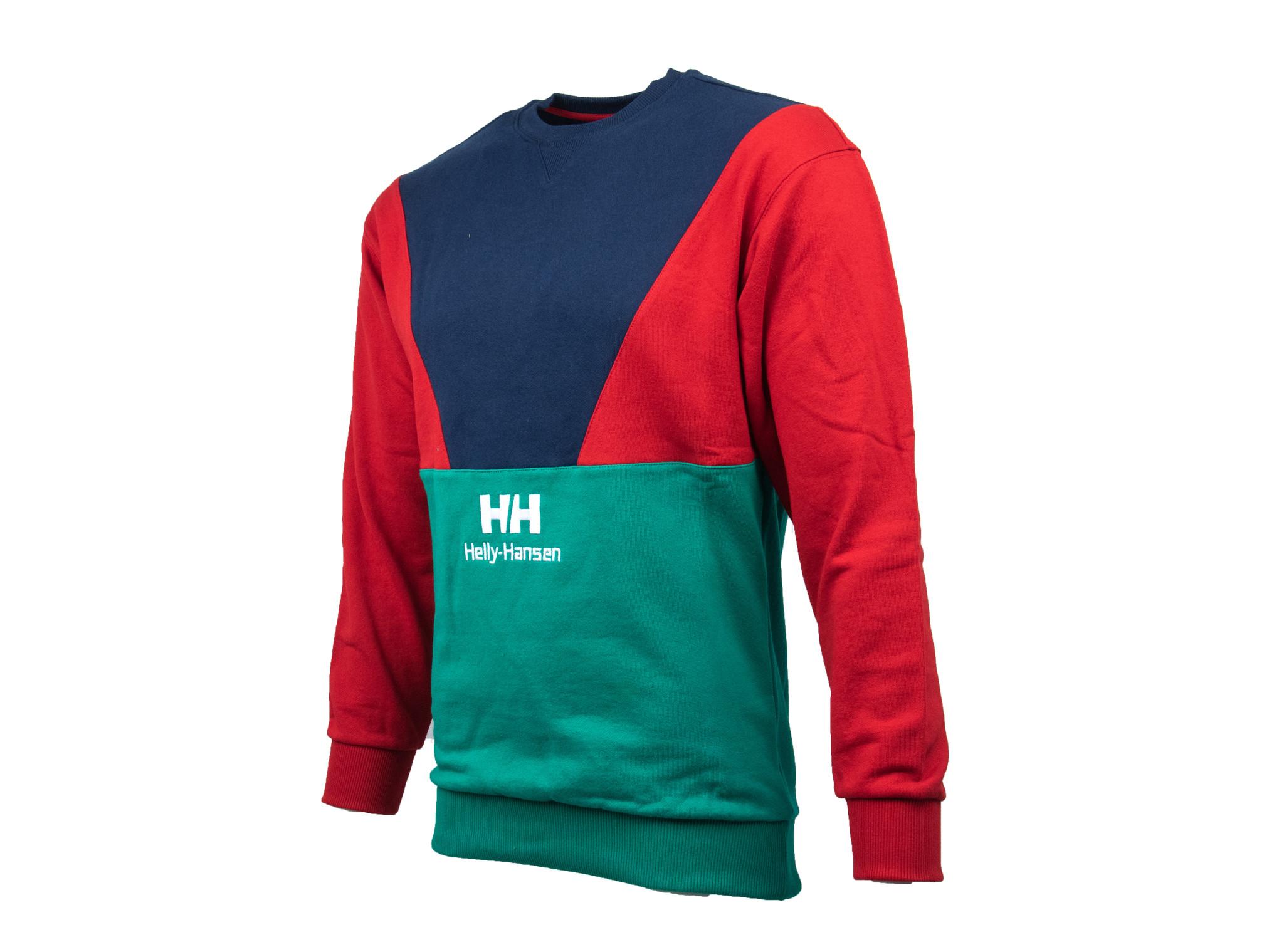 Urban Retro Sweatshirt Pepper Green 29849 471