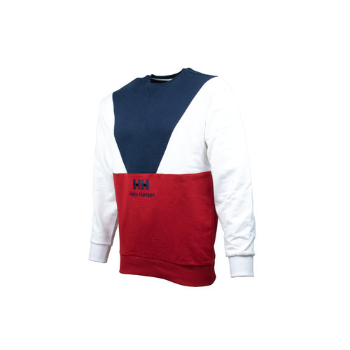 Urban Retro Sweatshirt Red 29849 162