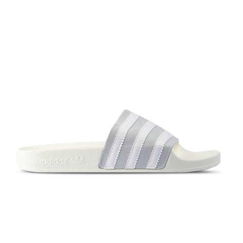 Adilette Grey Two Footwear White Off White CG6435