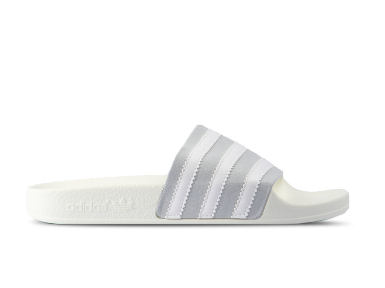 official photos e3f74 4a8d0 Adilette Grey Two Footwear White Off White CG6435