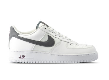Nike Air Force 1 '07 LV8 White Cool Grey Night Maroon BV1278 100