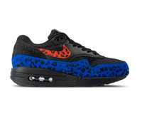 Nike WMNS Air Max 1 Premium Black Habanero Red Racer Blue BV1977 001