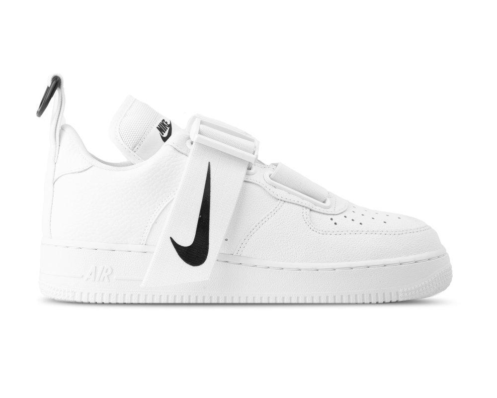 Nike Air Force 1 Utility White White Black AO1531 101