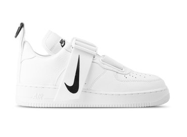 Nike Air Force 1 Utility White White Black AO1531 101