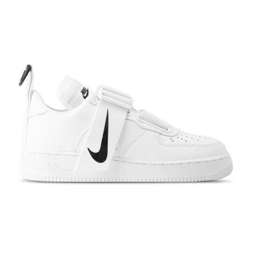 Air Force 1 Utility White White Black AO1531 101