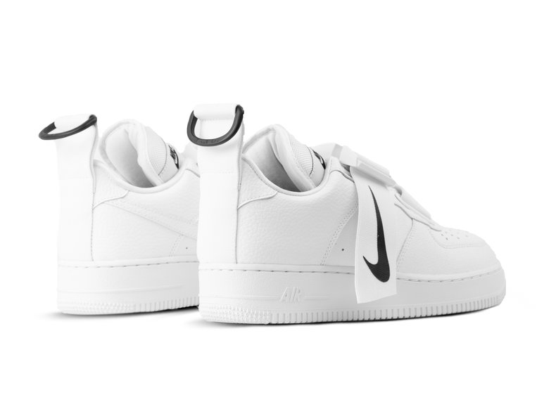 1bf5fea83 Nike Air Force 1 Utility White White Black AO1531 101 | Bruut Online ...