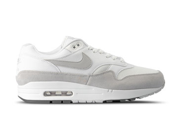 the best attitude b9fcd e7653 Nike Air Max 1 White Pure Platinum Cool Grey AH8145 110