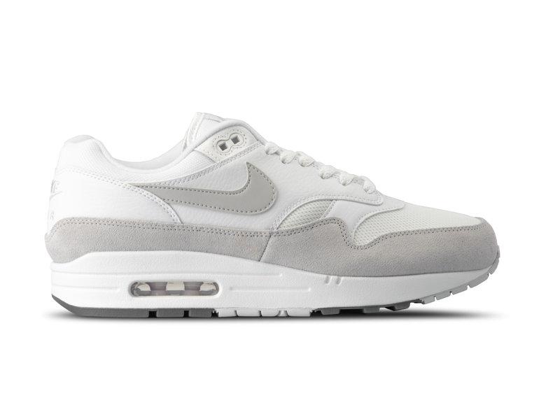 on sale 4d098 48442 Air Max 1 White Pure Platinum Cool Grey AH8145 110