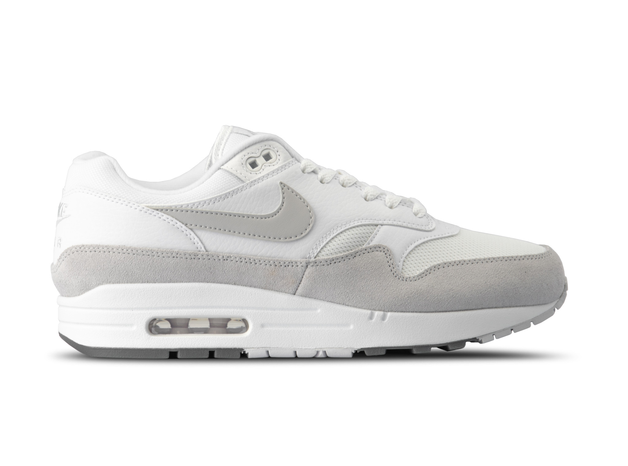 sports shoes 70604 ee081 Air Max 1 White Pure Platinum Cool Grey AH8145 110 will be added to your  shopping card