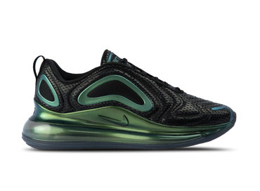 separation shoes 9a030 c8deb Nike Air Max 720 Black Metallic Silver AO2924 003