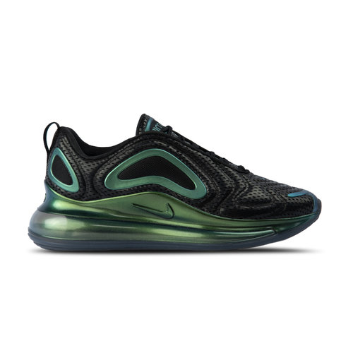 Air Max 720 Black Metallic Silver AO2924 003