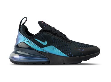 big sale 2f503 291d4 Nike Air Max 270 Black Laser Fuchsia AH8050 020
