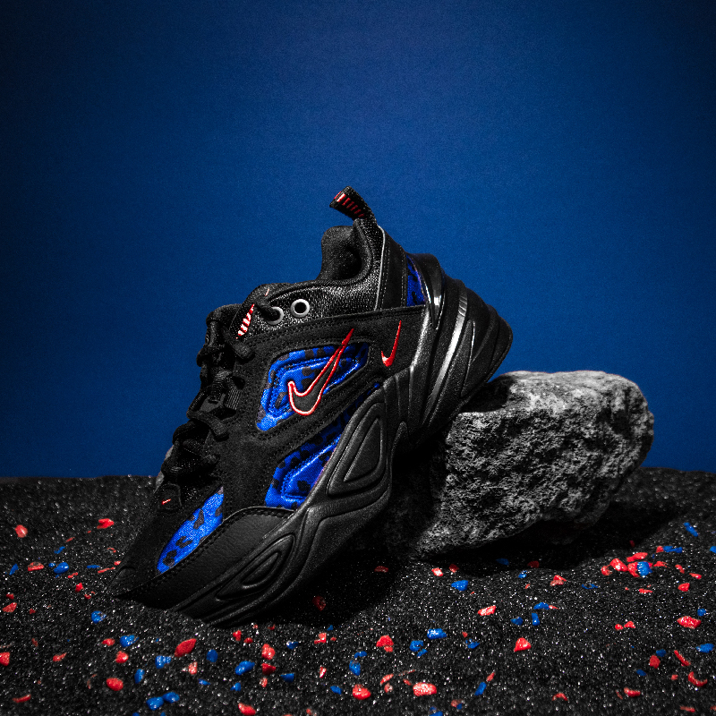 Nike M2K Tekno Black Leopard