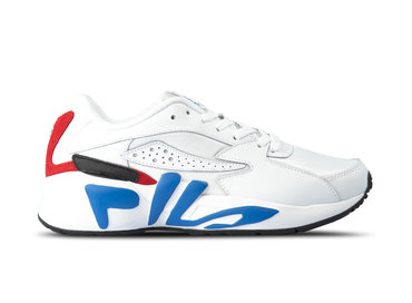 Fila Mindblower White Electric Blue 1010574 02B
