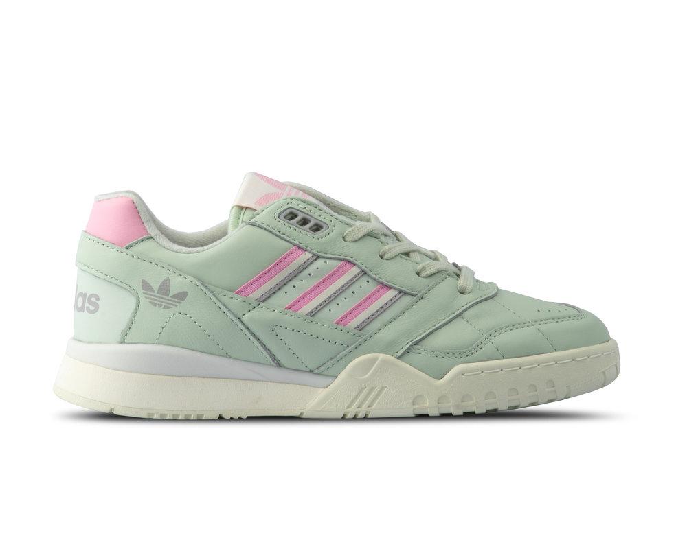 Adidas A R Trainer Linen Green True Pink Off White D98156