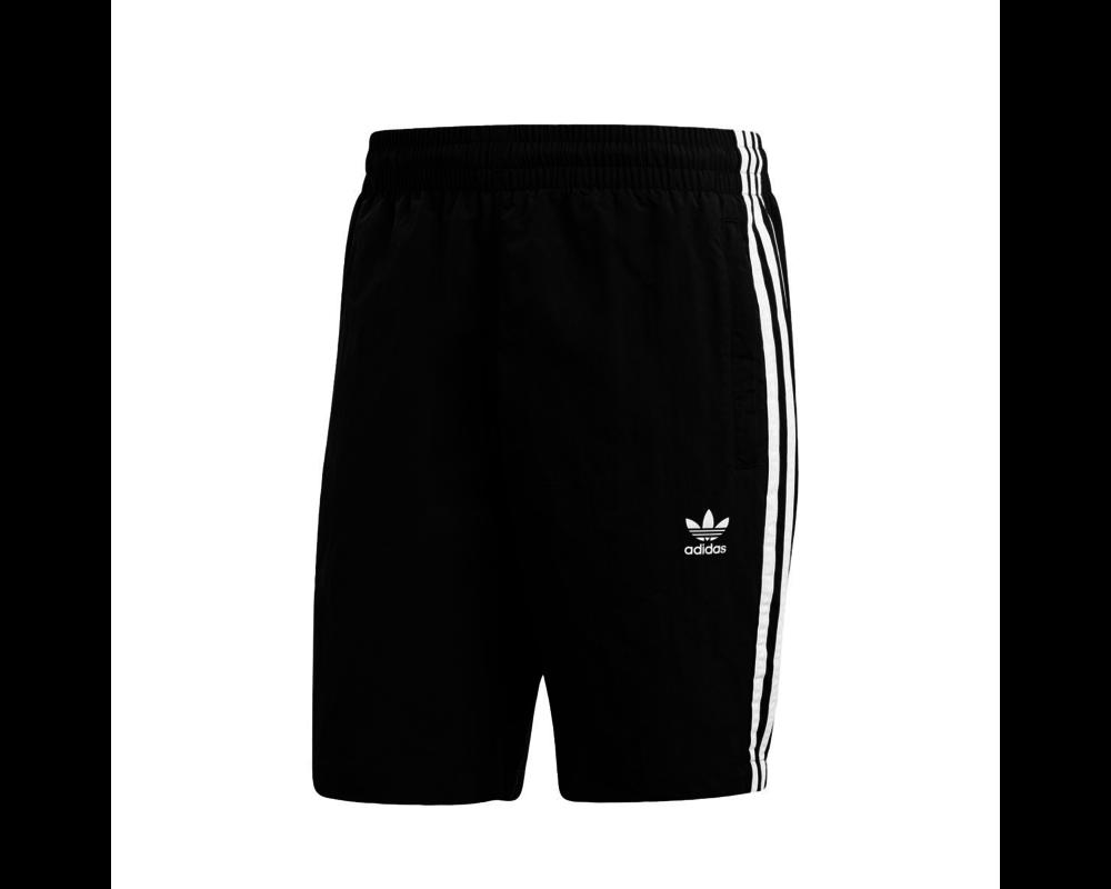 Adidas 3 Stripes Swim Black CW1305