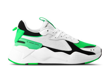 Puma RS X Reinvention Puma White Irish Green 369579 05