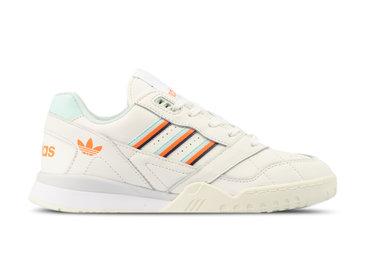 the best attitude e8c2e 3d573 Adidas A R Trainer Cloud White Ice Mint Orange D98157