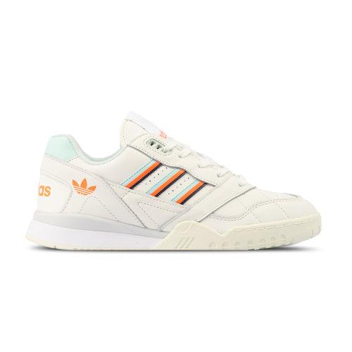 A R Trainer Cloud White Ice Mint Orange D98157
