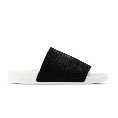 Adilette Luxe W Core Black Core Black Off White CG6554