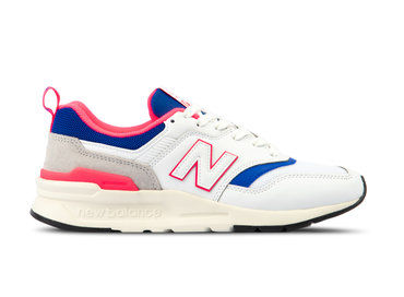 New Balance CM997HAJ White Blue 714411 60 33