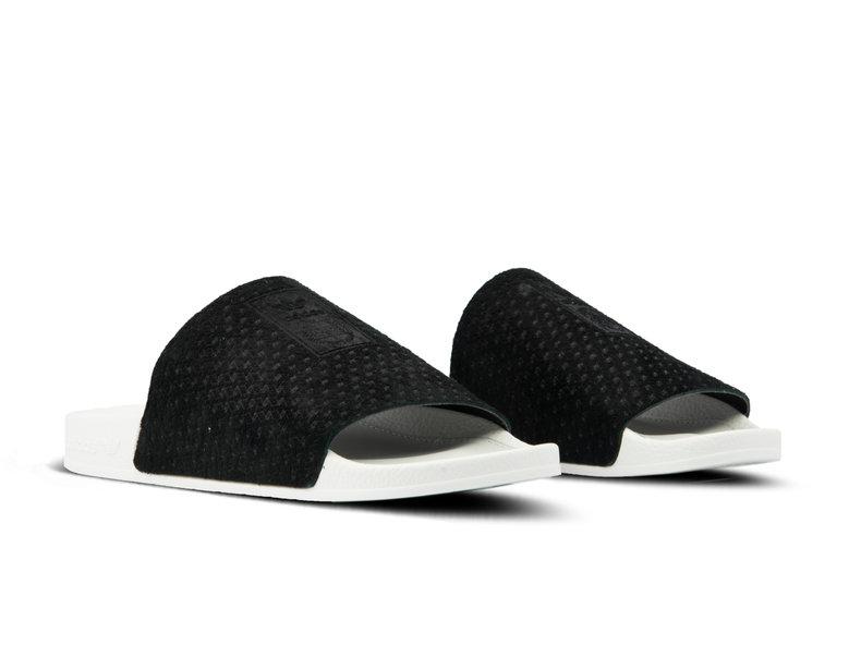 fe0ffc6df Adidas Adilette Luxe W Core Black Core Black Off White CG6554 ...
