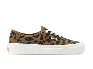 Vans Authentic 44 Dx Anaheim Factory OG Leopard VN0A38ENVL01