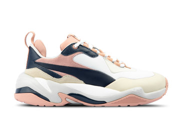 100% authentic d3874 8b960 Puma Thunder Rive Gauche Wns Dress Blues Peach Beige 396453 02