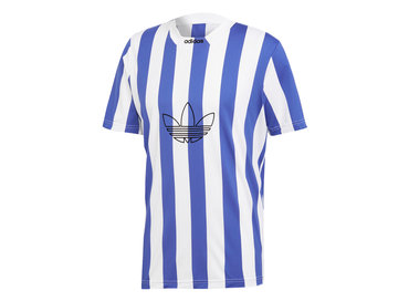 Adidas ES Play Jersey Active Blue White DU8527