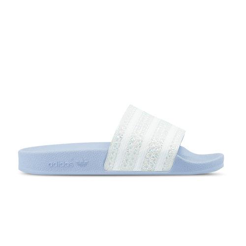 Adilette W Peri White Footwear White Peri White G27229