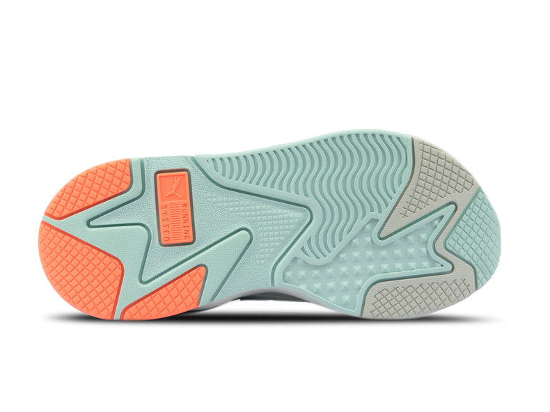 RS X Tracks Fair Aqua Glacier Gray 369332 05