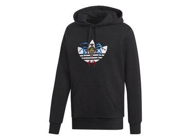 Adidas Tanaami Hoodie Black DY6691