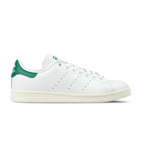 Stan Smith White Off White Bold Green BD7432