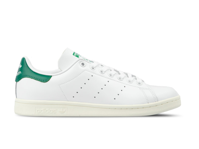 78d391656bd Adidas Stan Smith White Off White Bold Green BD7432 | Bruut Online ...