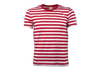 Champion Crewneck T Shirt HTR WHT 212971 S19 RM005