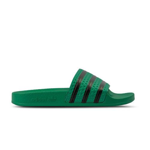 Adilette Bold Green Core Black Bold Green CM8443