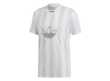 Adidas Es Ply Jersey White Grey One DZ1553