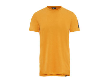 The North Face Fine 2 Tee Citrine Yellow T93BP7HBX