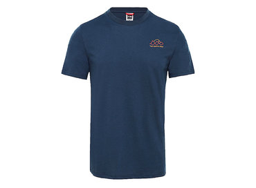 The North Face Ridge Tee Urban Navy T93L3HH2G