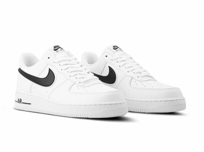 Air Force 1 '07 2 White Black AO2423 101