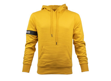 Daily Paper Captain Hoodie Yellow NOST36