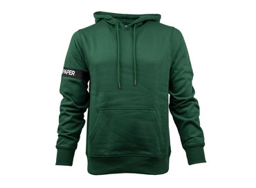 Daily Paper Captain Hoodie Dark Green NOST37