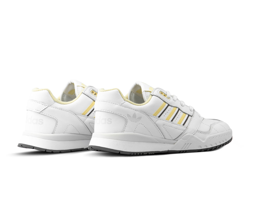 Adidas A R Trainer Footwear White Easy Yellow Crystal White BD7840