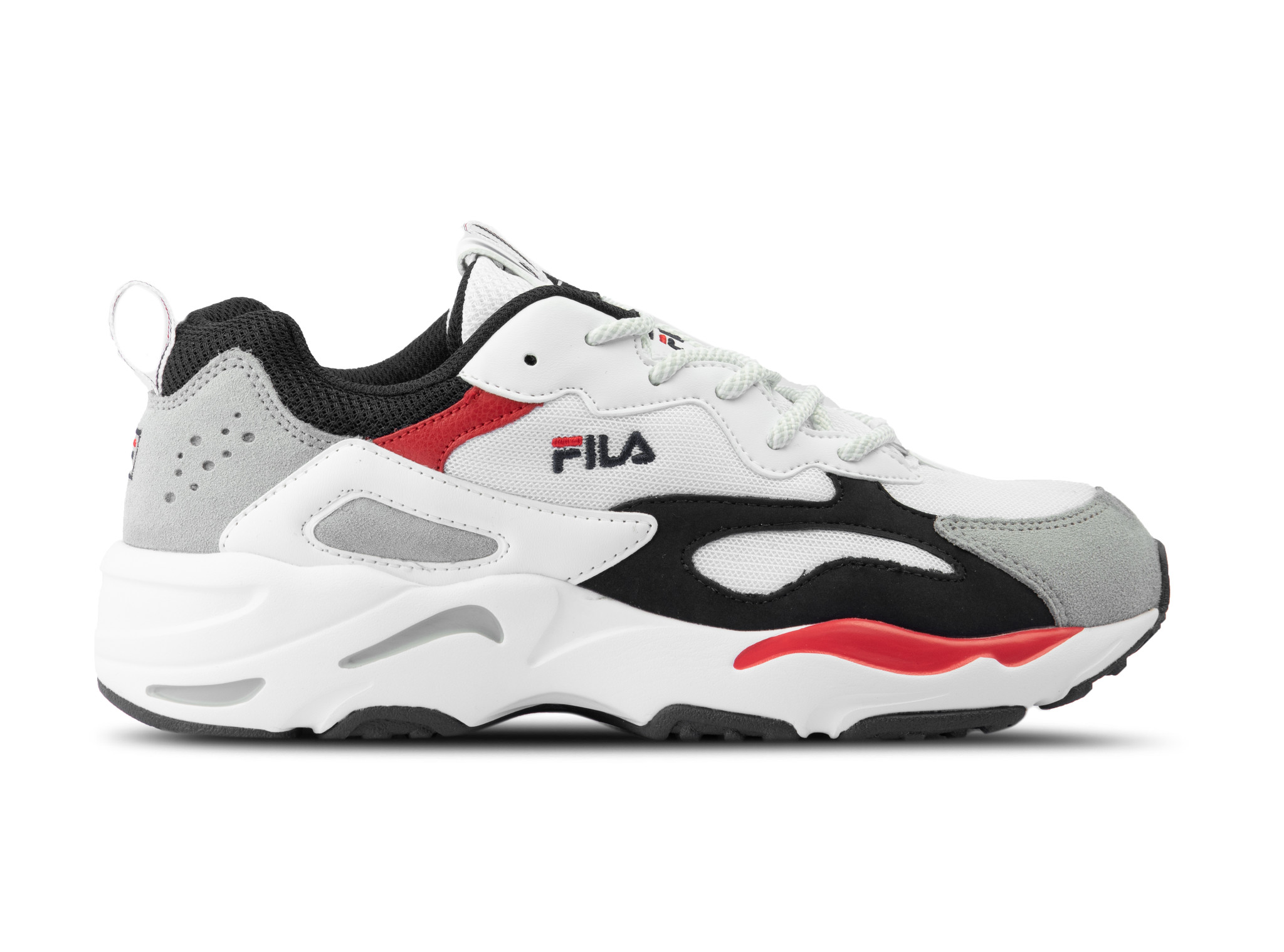 Fila Ray Tracer White Fila Navy Fila Red 1010685 01M | Bruut Online shop