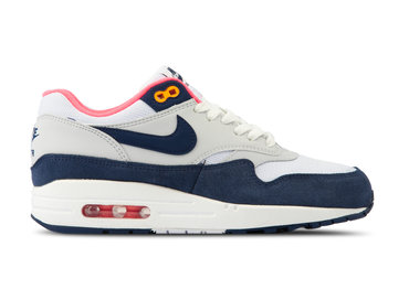 timeless design 3c500 b472d Nike WMNS Air Max 1 White Midnight Navy 319986 116