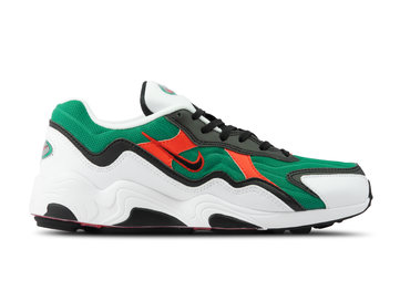 Nike Air Zoom Alpha Lucid Green Habanero Red White BQ8800 300